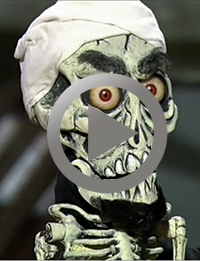 Achmed the dead terrorist. Silence I´ll kill you