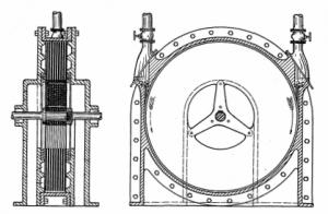Tesla Turbine Original