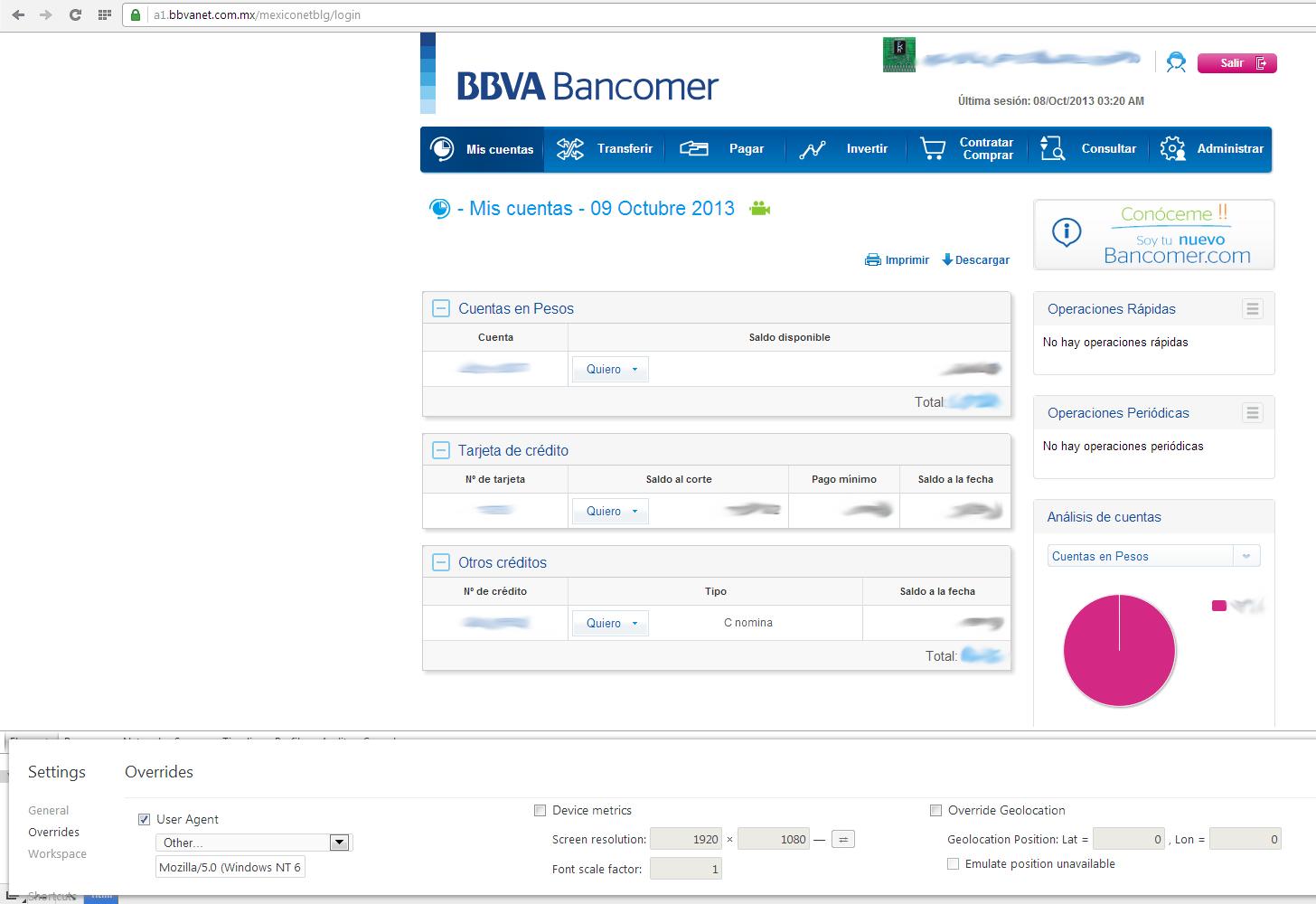 Bancomer: Bancomer En Linea